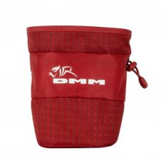 DMM Tube Chalk Bag - bordó