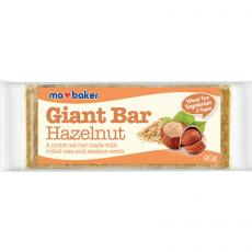 Ma Baker Giant Bar - hazelnut