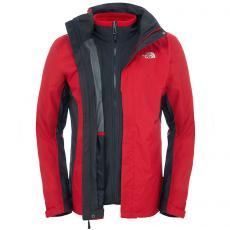 The North Face M Evolution II Triclimate Jacket - tnf red/asphalt grey